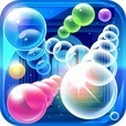 Aqua Bubble Lines