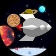 FLAT~galaxy~【ロケット宇宙探検コレクションゲーム