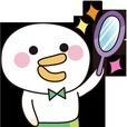 鏡アプリ【無料】白いトリらくらくミラー☆