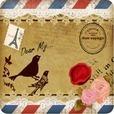 幸せを運ぶ小鳥 ライブ壁紙