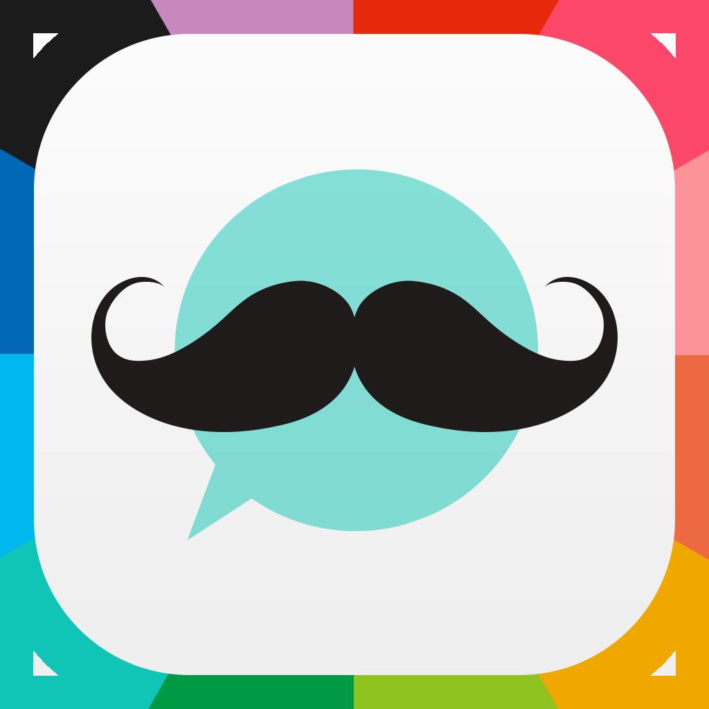 アカウントが複数作れるメッセンジャーアプリ - Stache(スタッシュ)