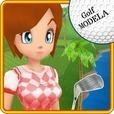 ゴルフモデラ♪Golfコースも作れる無料ゴルフゲームアプリ