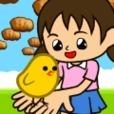 ひよこ鑑定 ときどきグルメ【ほのぼのブラックな放置系ゲーム】