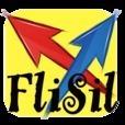 どうぶつシルエット フリックで当てる動物クイズ FliSil