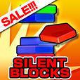 レッツタップ:サイレントブロックス