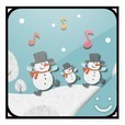HAPPY SNOWMANS Theme