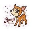 Bambi Hair make