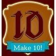 【数字パズル】Make10!