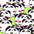 みんなで探そう!パンダのたぷたぷ!