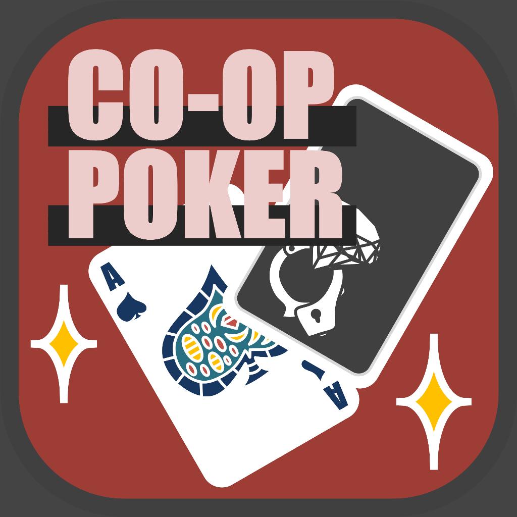 泥棒たちの協力ポーカー