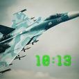 戦闘機時計 : エースコンバット アサルト・ホライゾン