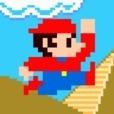 アクションゲーム「スーパージャンプ」