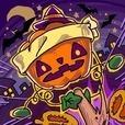 ハロウィン かぼちゃ割りまくり