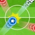 ピンボールサッカーバトル!無料物理パズルのサッカーストライク