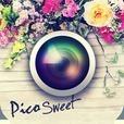 かわいい写真加工!Pico Sweet (ピコ・スイート)