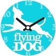 FlyingDog CLOCK