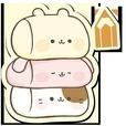 無料♪メモ帳・人気の可愛いキャラクター達