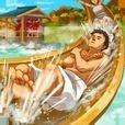 湯けむり温泉スライダー