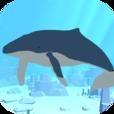 クジラ育成ゲーム-完全無料まったり癒しの鯨を育てる放置ゲーム