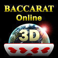 Baccarat Online 3D - Free Macau Casino Game