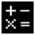 レトロゲーム風電卓~なつかしい無料の計算機アプリ~