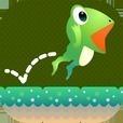 カエルくんジャンプ