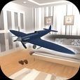 脱出ゲーム パパの飛行機模型