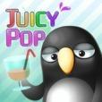 爽快パズルJUICY POP(ジューシーポップ)!弾けるフルーツでジュースを作るパズル