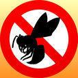 スマホで簡単ハチ退治ゲーム - KILLスズメバチ
