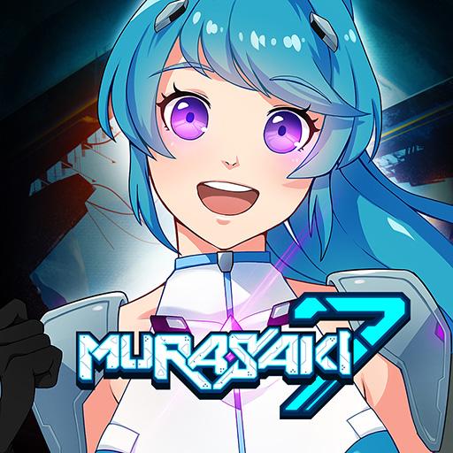ムラサキセブン: 美少女パズルRPG