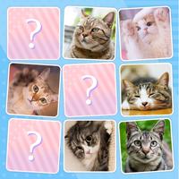 CAT MEMORY~可愛い猫のメモリーマッチパズル~