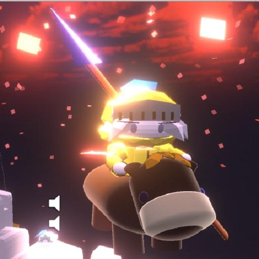 スキマ時間ゲーム - 爆弾騎士団からお城を守るのだ:超お手軽片手縦画面の騎士スライドゲーム