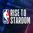 NBA RISE TO STARDOM