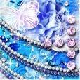 [キラ姫専用テーマ]Blue Flower Love