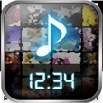 Artwork Clock 新曲チェック連続試聴対応