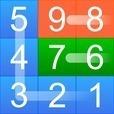 数字ソリティア - Numbers Solitaire - 数字順にタッチするだけの簡単ルールの脳トレ型のパズル。数字のカードで遊ぶソリティア。暇つぶしに。