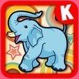 どの動物の影?親子で遊ぶ幼児子供知育アプリゲーム英語も学習!