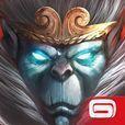 ヒーローズ・オブ・オーダー&カオス - マルチプレイオンラインゲーム