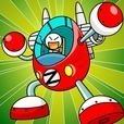 졸라맨 로봇대전 만화책