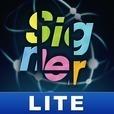 サインナー LITE - Signer デジタルサイネージ / Tweetを表示 ネオンサインのように表示します