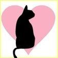 猫のシルエット当てゲーム