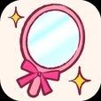 ミラー♪かわいい無料の鏡アプリ シンプルミラー