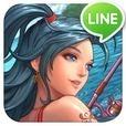 LINE 釣りマス
