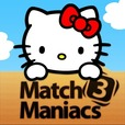 Hello Kitty Match3 Maniacs
