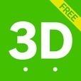 不思議アート(3D STEREOGRAM)FREE