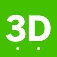 不思議アート(3D STEREOGRAM)