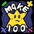 Make100 100にしてみやがれ!!