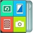 スクリーンサポーター/ブルーライトカットアプリで軽減!