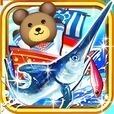 クマ、世界を釣る![登録不要の無料直感型釣りゲーム]
