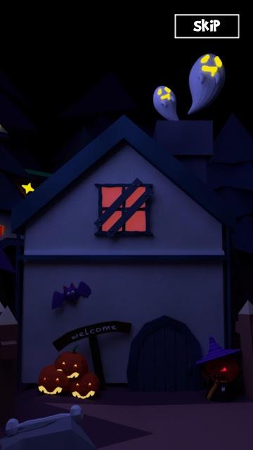 パンプキンナイト 無料脱出ゲームのスクリーンショット_1